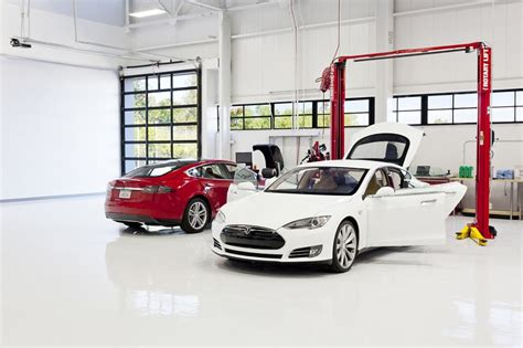 Tesla Services Tesla Model S Replacement Parts Getting Cheaper Due To