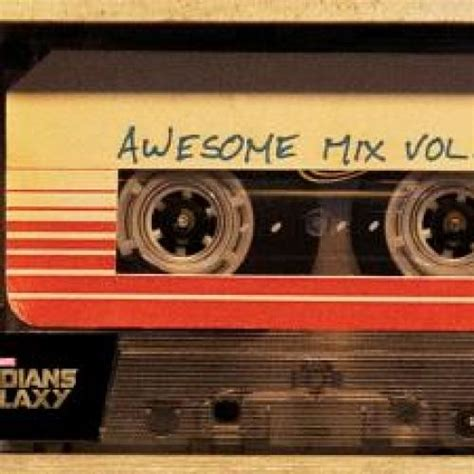 Mix Vol 1 awesome mix vol 1 guardians of the galaxy spotify playlist