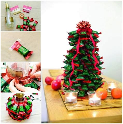 how to make delicious chocolate tree for christmas