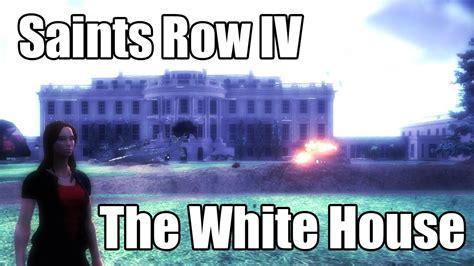 saints row 4 how to get a house saints row 4 the white house sandbox