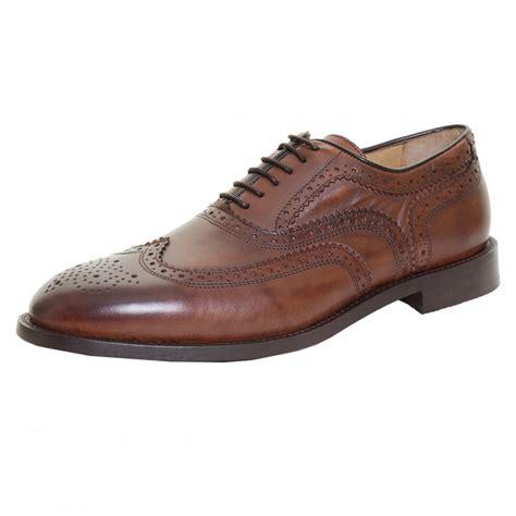 hudson heyford mens brogue shoe shoes boots