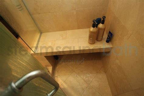 suspended bench steam shower suspended bench photo gallery and image