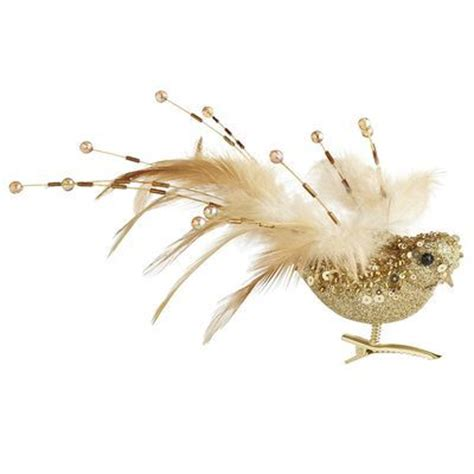 feather bird clip ornament pier 1 6 95 this will go great