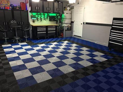 home  anti slip drainage plastic garage floor tiles