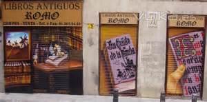 calle libreros venta de libros usados foto fachada libreria romo libros antiguos rastro de