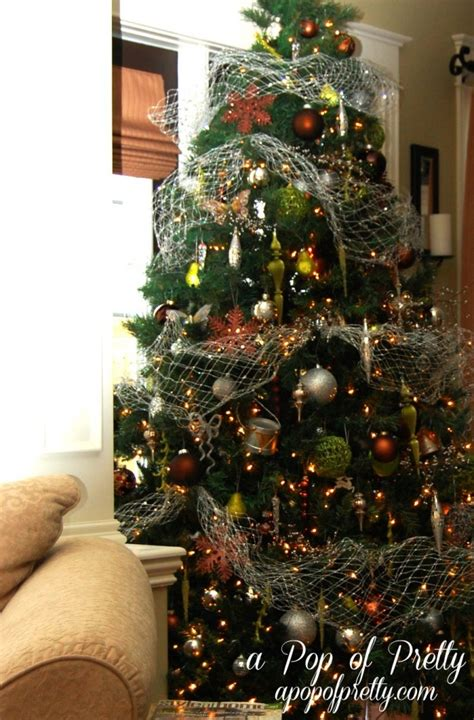 christmas tree decorating how to change your color scheme