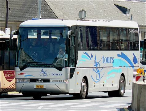 as 501 des busunternehmens as tours schemel - Schemel Colmar Berg