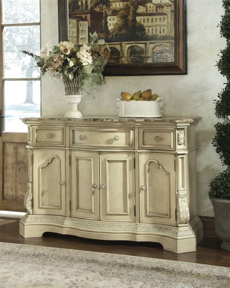White Dining Room Server by White Dining Room Server Alliancemv