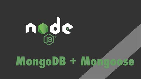 node js tutorial zero to hero node js express tutorial mongoose youtube