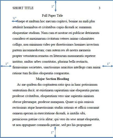 writing an apa research paper how to write an apa style research paper tutorial essay