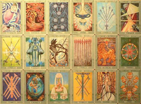 tarot cards the of tarot using the tarot deck to create your future