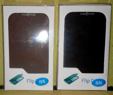 Flip Cover Advan Vandroid S 3 jual leather jual flip cover advan vandroid s5i
