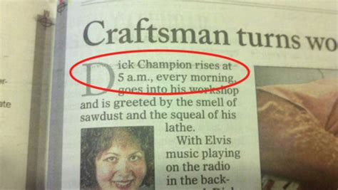 funniest names 45 of the most unfortunate names blazepress