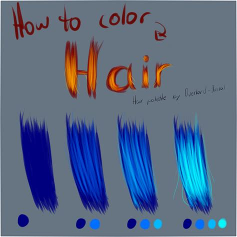 how to dye hair how to color hair by candiewoods on deviantart