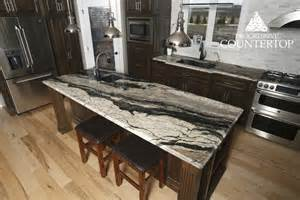 White Kitchen Island With Granite Top - 4 silver supreme granite kitchen island progressive countertop london and strathroy ontario