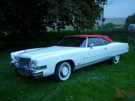 cadillac eldorado 1973 convertible cadillac eldorado 1973 white convertible buy it now price