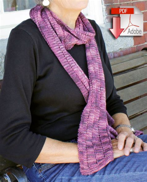 lace scarf knitting pattern mohair climbing eyelets scarf lace mohair silk pattern