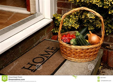 Garden Of Delivery Home Delivery Stock Photo Image 42614667