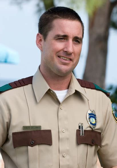 luke wilson characters officer david delinko hoot the difference