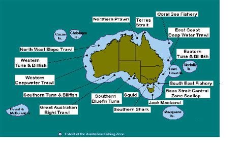 map of australia with oceans international year of the oceans 1998 australia s policies