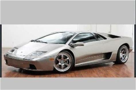 2001 Lamborghini Diablo Price Find Used 2001 Lamborghini Diablo 6 0 Vt Low Mile