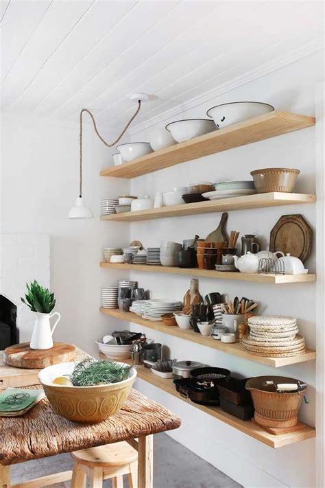 Kitchen Bookcase Ideas 25 Best Ideas About Wooden Floating Shelves On Pinterest