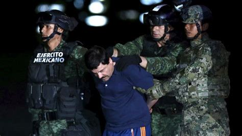 Imagenes De La Captura Del Chapo Guzman Enero 2016 Press | las primeras im 225 genes de la nueva captura de joaqu 237 n quot el
