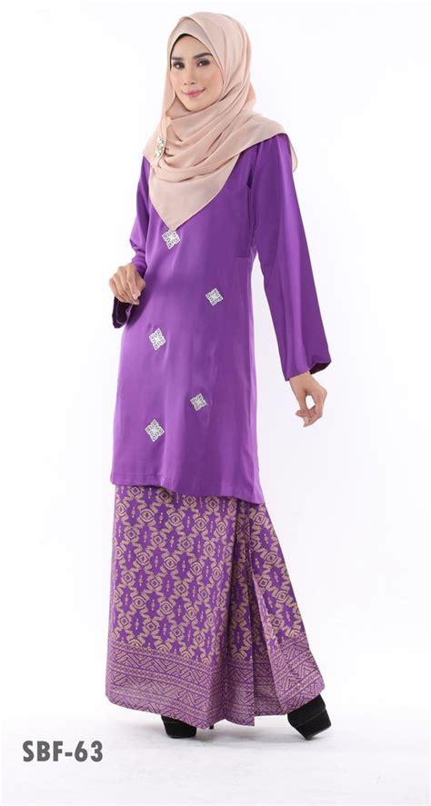 Beza Baju Kurung Pahang Dengan Baju Kurung Riau busana muslimah part 4