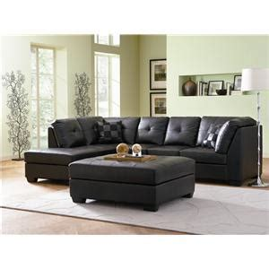 Darie Leather Sectional Sofa Sofas Glendale Tempe Scottsdale Avondale Peoria Goodyear Litchfield Arizona