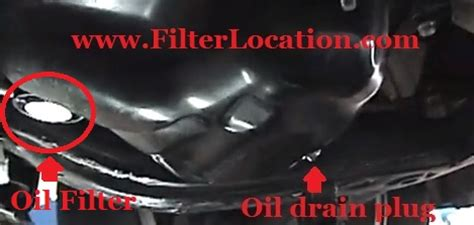 2011 Toyota Camry Filter Location Where Is Located Toyota Camry Filter And How To Change