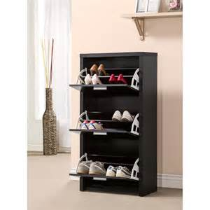 interior cool covered shoe rack ideas to make your