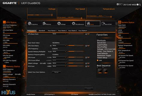reset bios z97 gaming review gigabyte z97x gaming 5 mainboard hexus net