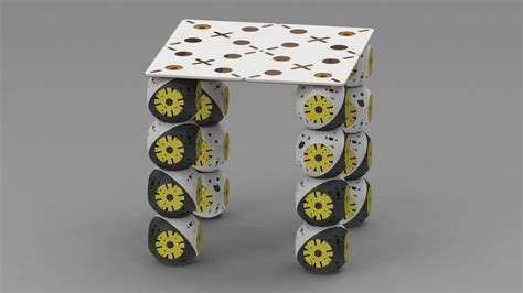 shapeshifting furniture 5 must see shape shifting forget ikea check out roombots the shape shifting