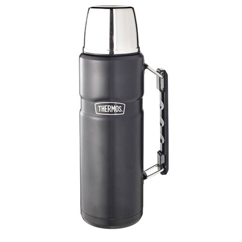 Termos Stainless 1 Lt thermos sk 2010 stainless king large matte black 1 2 lt