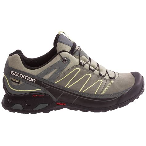 trekking shoes for salomon x ltr tex 174 hiking shoes for