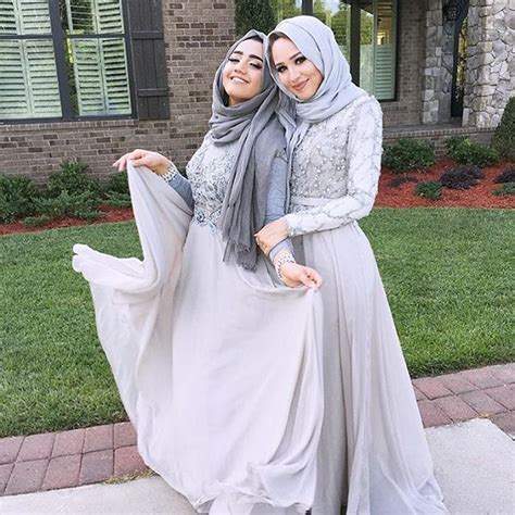 Baju Muslim Brokat Untuk Pesta 11 Kombinasi Model Baju Brokat Terbaru Yang Memikat