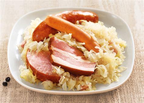 plats cuisin駸 surgel駸 choucroute cuisin 233 e au riesling surgel 233 gamme plats
