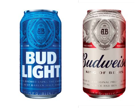 budweiser and bud light analysis of an icon rebrand of budweiser bud