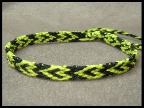 Heart Pattern Friendship Bracelet Youtube | friendship bracelet tutorial beginner hollow heart