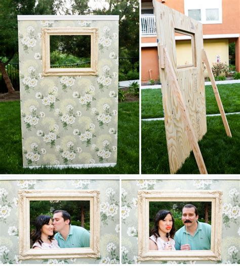 Handmade Photo Booth - juneberry tutorial tuesday diy vintage photo booth