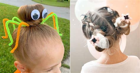 halloween hairstyles  kids