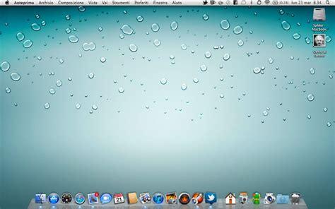 sfondi scrivania mac lo sfondo delle gocce d acqua di ios per la scrivania