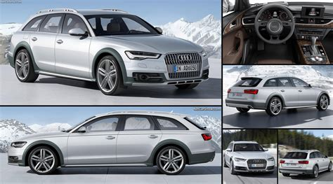 Audi A6 Allroad Specs by Audi A6 Allroad Quattro 2015 Pictures Information Specs