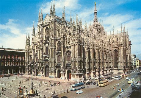 Milan Cathedral Floor Plan by Milano Cathedral