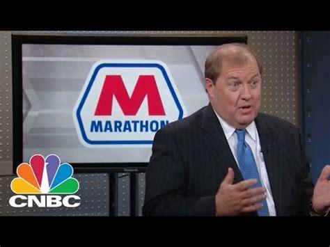marathon petroleum corp ceo: opec's impact   mad money