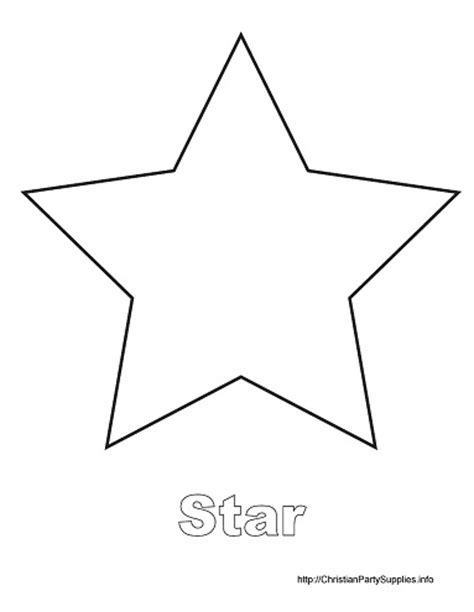 stars drawing outline cliparts co
