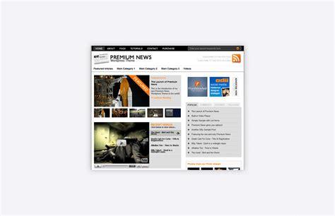 editorial themes ten years of wordpress magazine themes rapidly evolution