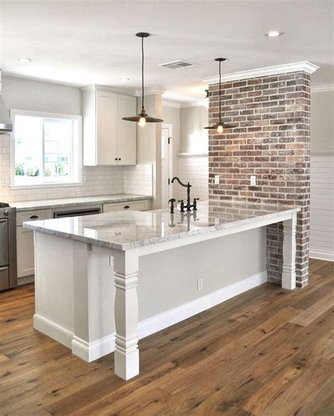 kitchen accent wall ideas 25 best ideas about brick accent walls on