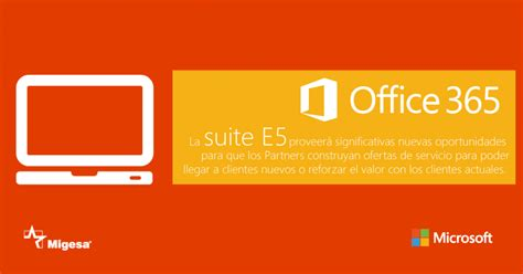 Office 365 E5 Novedades De Microsoft En La Semana De Wpc Migesa Microsoft