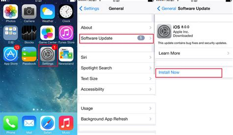 install ios 711 update on your iphone ipad or ipod touch how to update ipad to ios 8 8 0 2 and fix ios 8 problems